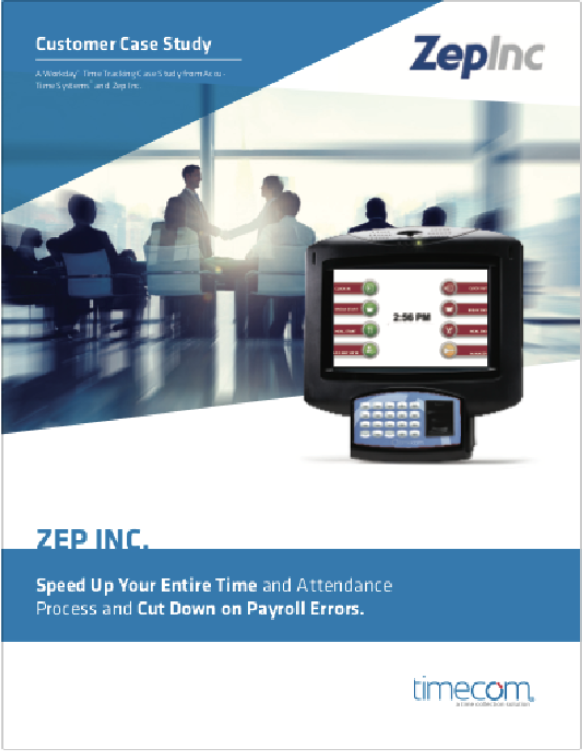 zep inc case study